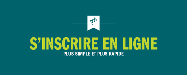 Inscription en ligne